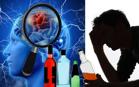 치매를 유발하는 알코올, 뇌 기능, 인지 능력