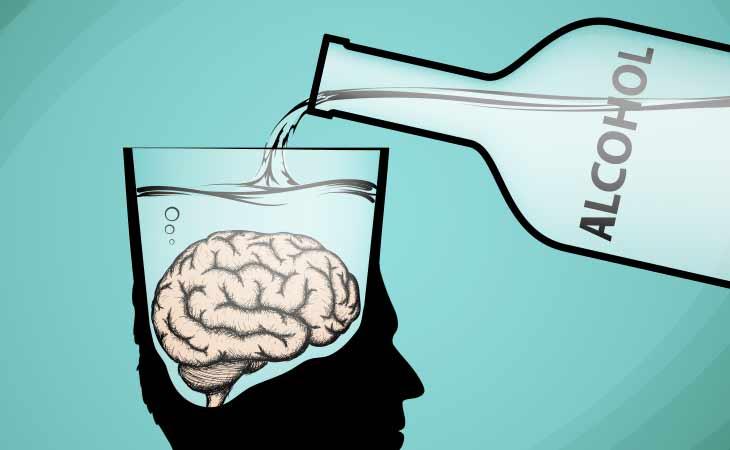 酒精就是通过这种方式,增加阿茨海默氏病患病风险