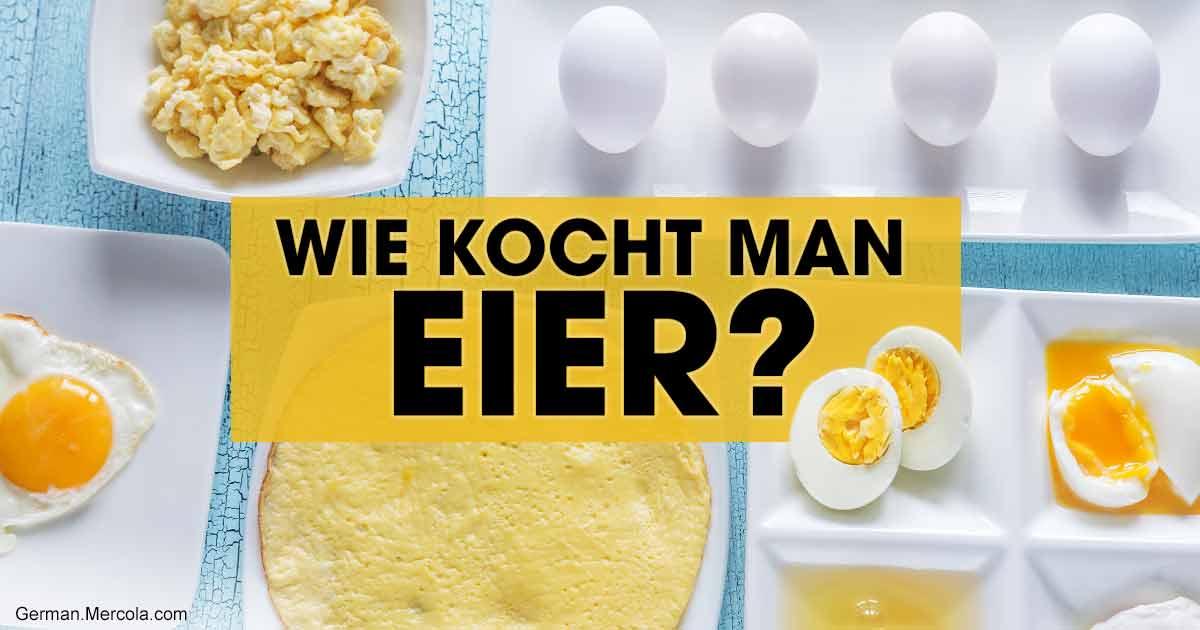 Wie Man Eier Kocht Die Harte Wahrheit über Gekochte Eier