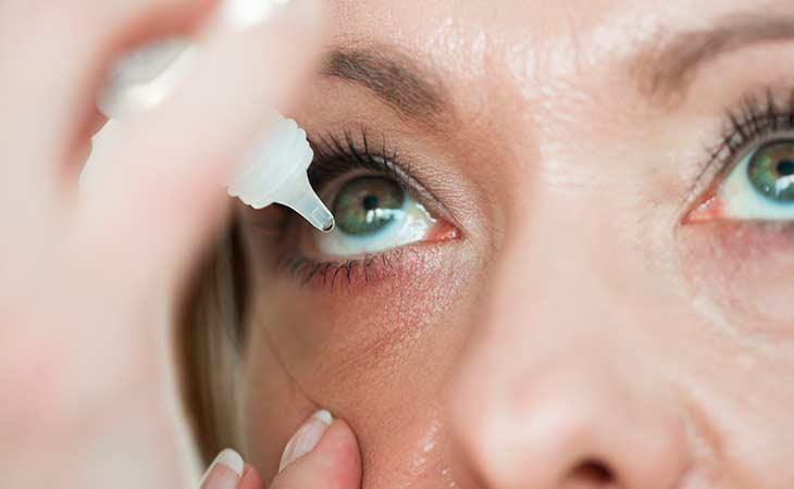 预防干眼症的天然方法
