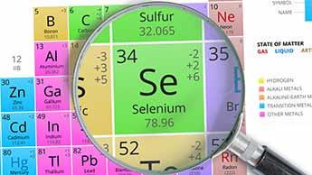 elemento selênio