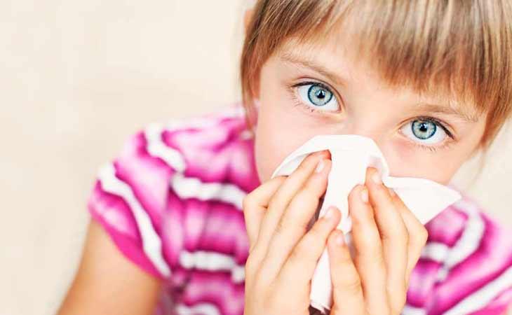 感冒流鼻涕