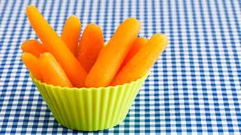 Les mini carottes sont-elles aussi bonnes pour la santé que leurs grandes sœurs ?