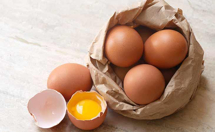鸡蛋有益于调节您的胆固醇水平