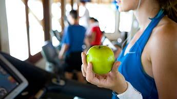 Bewegung und richtige Ernährung bekämpft Entzündungen