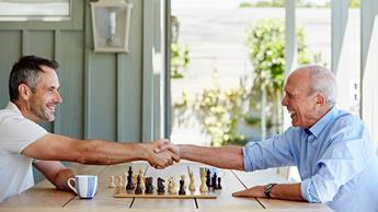 운동선수들과 같은 장수를 누리는 체스 그랜드마스터