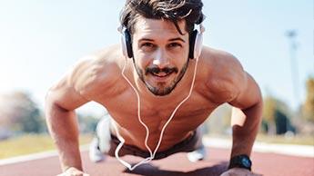 音楽で運動をもっと活発にできるようになるでしょうか?