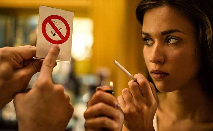 什么是三手烟?