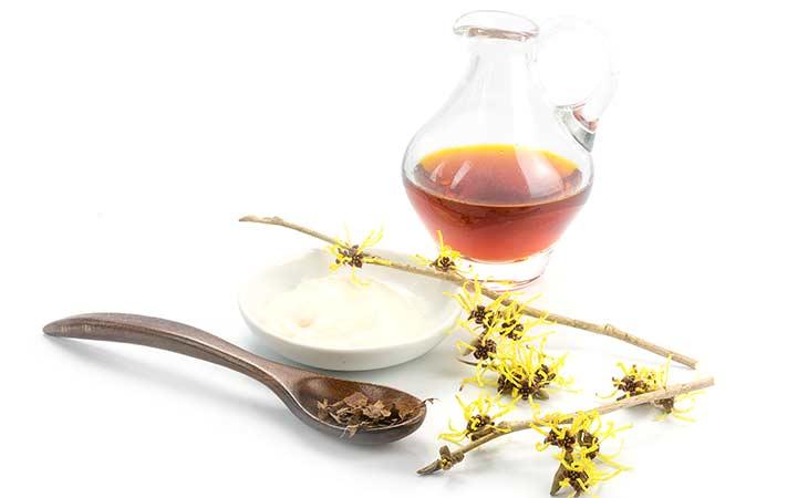 为什么金缕梅有益于皮肤?