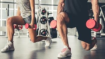 Gesundheitsvorteile von Sport