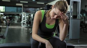 exercice en étant malade
