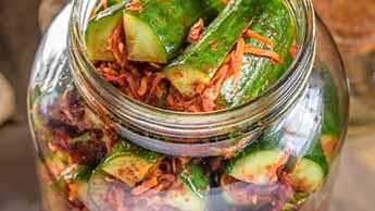 新鮮で素敵な発酵野菜レシピ