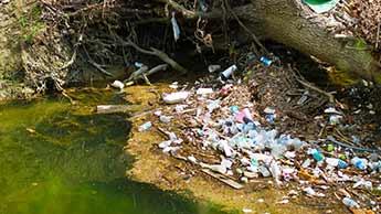 世界的水危機