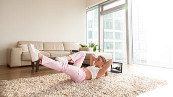 Exercices à la maison