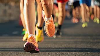 bieganie maratonu