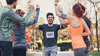 3 Mythen über das Laufen und Ihre Gesundheit