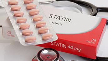 Leki statynowe