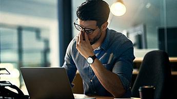 Wie Stress Sie krank macht