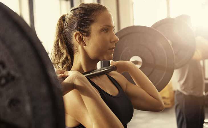 举重可促进您的减重效果