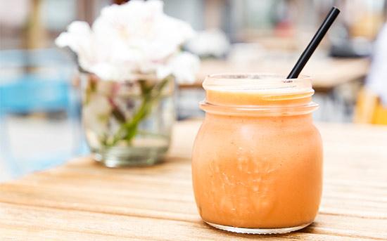 猴面包树果肉果汁饮料