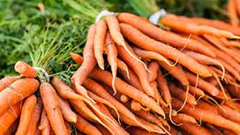 cenouras vitamina a