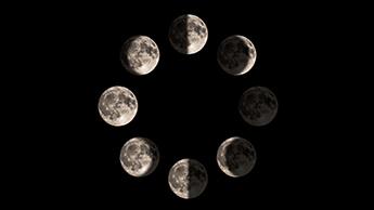 Pode Uma Lua Cheia Interromper seu Sono?