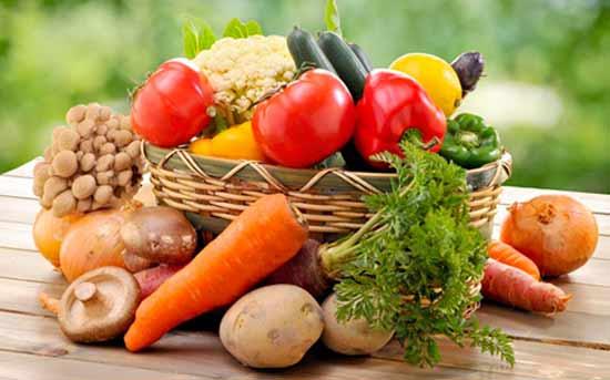유기농이 아닌 농산물