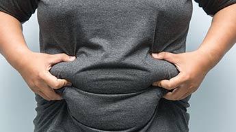 Ожирение может ускорить старение печени