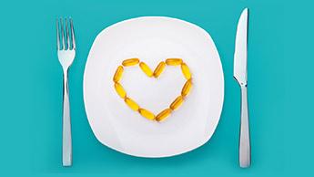 Омега-3 ускоряют заживление после сердечного приступа