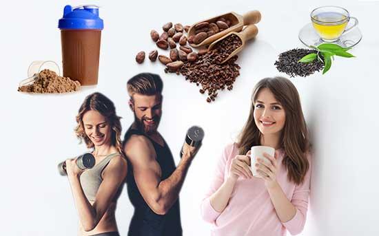 Pre workout을 위한 올바른 영양 성분