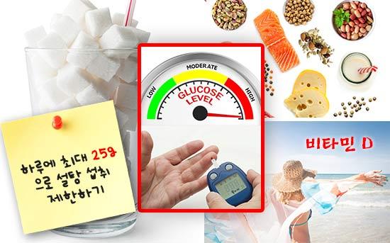 당뇨병을 극복하는 방법