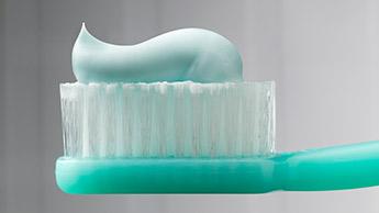 Toxische Zahnpasta