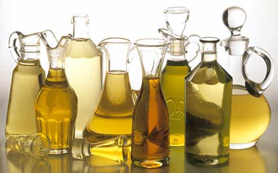 Pflanzliche Öle