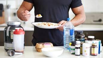 근육통을 위한 식품