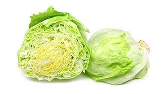 Чем полезен салат айсберг?