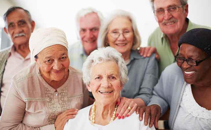 适合老年人的简易力量训练