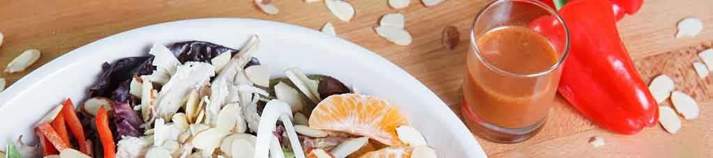 菊苣荸荠沙拉