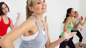 Zumba Fitness-Kurs