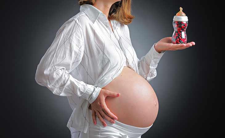 孕妇使用抗生素