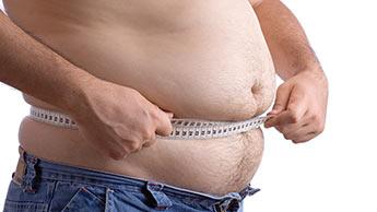 gordura na barriga, maior risco de demência