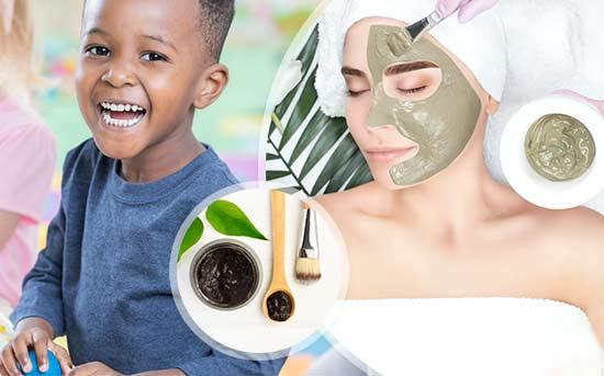 粘土的健康益处