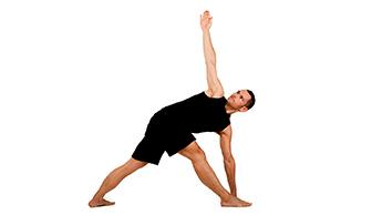 Buona posizione yoga