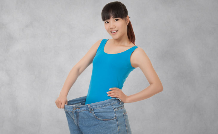 天然减肥方法
