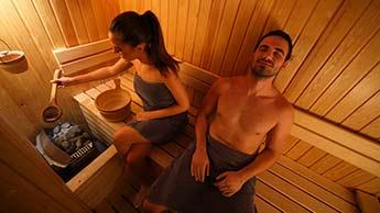 benefícios promovidos pela sauna