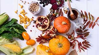 Superfoods für den Herbst