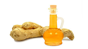 Ingwer-Öl