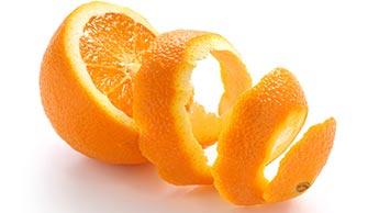 오렌지 껍질