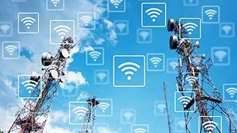 radiação de telefone celular