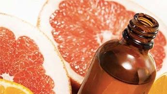 Olejek grejpfrutowy: olejek eteryczny o właściwościach przeciwutleniających