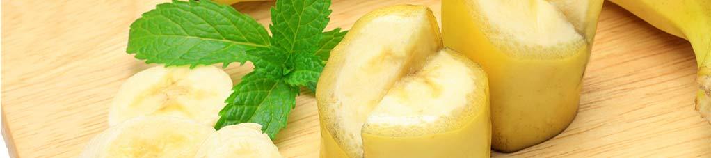 zdrowe przepisy na dania z bananów